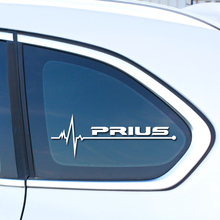 1 шт. Автомобильная Спортивная Наклейка для стайлинга окон украшения дверей для Toyota prius 2005-2015 Аксессуары