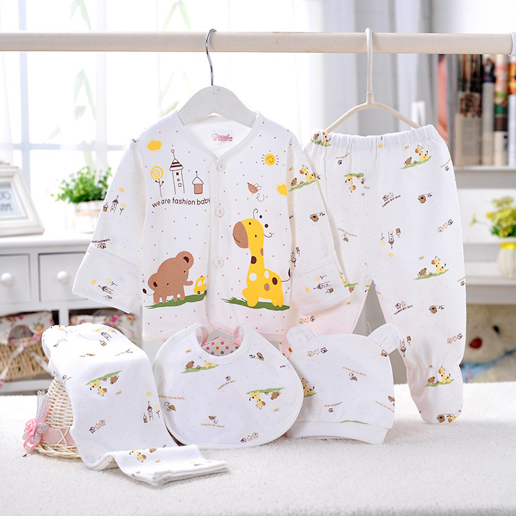Surprising Big Sale 0 3M Newborn Sets Baby Suits 5Pcs Set Autumn Evergreenethics Interior Chair Design Evergreenethicsorg