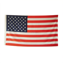 150x90cm US Flag High Quality Double Sided Printed Polyester American Flag Grommets USA Flag National Flag Day freeshipping
