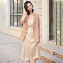 Модную одежду для женщин 2021 платье комплект из 2 предметов