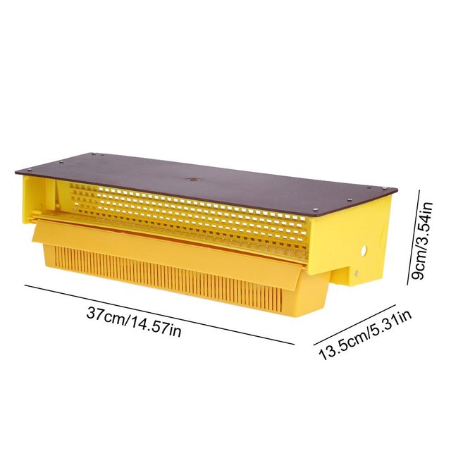 Multifunctional Pollen Collector Removable - Ventilated Pollen Tray  5