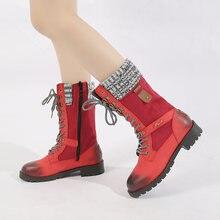 Oymlg ботинки martin 2020 новый круглый носок полусапожки; Короткие