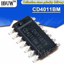 10PCS CD4011BM SOP14 CD4011 SOP-14 SOP