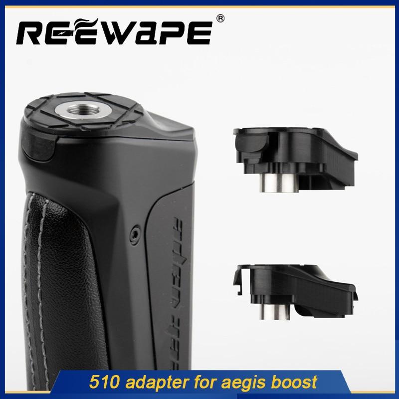 Vape Accessories Reewape RUOK 510 Adapter For Geekvape Aegis Boost Vape Kit 510 Thread Connector
