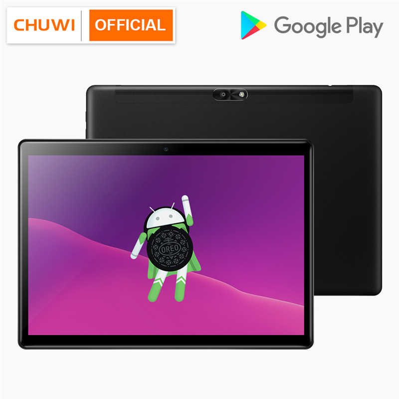 CHUWI Hi9 Air 10.1 Inch 2K Screen MT6797 X23 10 Core Android Tablets 4GB RAM 128GB ROM 4G LTE Tablet Dual Band Wifi