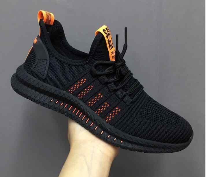 2019 autumn men's shoes Korean version
