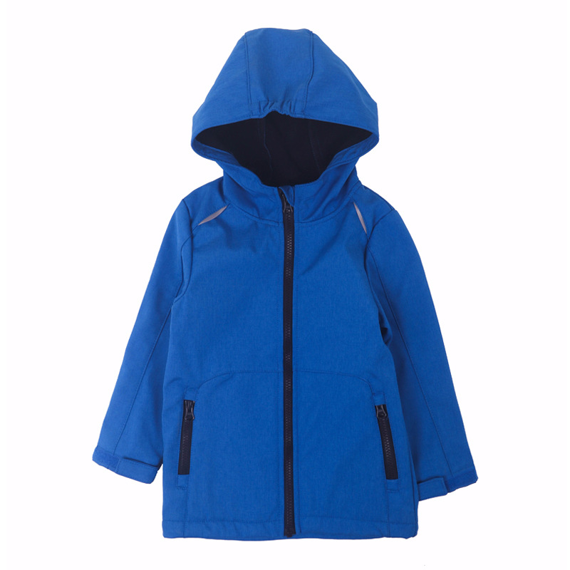 Children Soft Shell Hiking Jackets Outdoor Snowboard Jacket Warm Windproof Ski Suit Waterproof Fleece Boy Coat Skiing Jacket