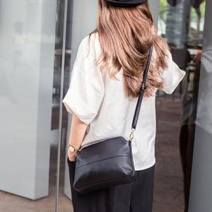 Image 1 - Роскошные сумки клатчи из натуральной кожи, женские сумки, модные сумки через плечо для женщин, сумка мессенджер, сумка тоут, кошелек