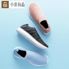 Youpin UREVO Leisure รองเท้าผ้าใบกีฬารองเท้าน้ำหนักเบาระบายอากาศยืดหยุ่นสวมใส่กลางแจ้งกีฬารองเท้าผู้ชาย/ผู้หญิง C2