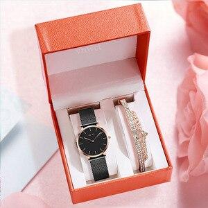 Women Watches Brand Luxury Watch bracele