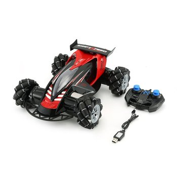 Z108 2.4GHz 1/10 RC Car Drift Car 360 Degree Spinning Stunt 20km/h Mecanum Omni Wheel Off-Road Car With Light And Music