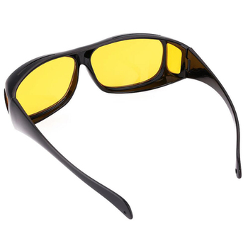 Car Night Vision Sunglasses Night Driving Glasses Driver Goggles Unisex Sun Glasses UV Protection Sunglasses Eyewear 6