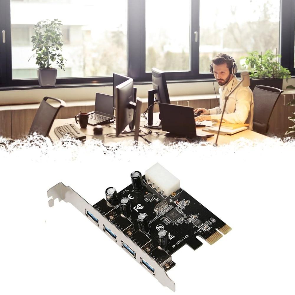 Vl805 chip pcie x1 placa de expansão