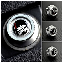 Silver Aluminum Adornment Car Cigarette Lighter Socket dust plug For BMW F30 E90 E46 118 120 320 325 328 335 F10 F18 F20 F35