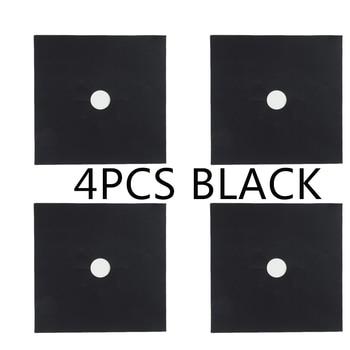 4pcs black