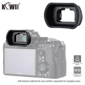 Image 3 - Máy Ảnh Ống Ngắm Eyecup Kính Mắt Cup Dành Cho Sony A7RIV A7RIII A7III A7RII A7SII A7II A7R A7S A7 A9 A9II A99II thay Thế FDA EP18