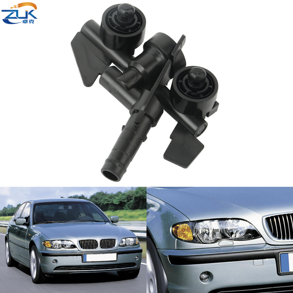 Headlight Left Washer Spray Nozzle For BMW 3 Series E46 1998-2004 61674290867