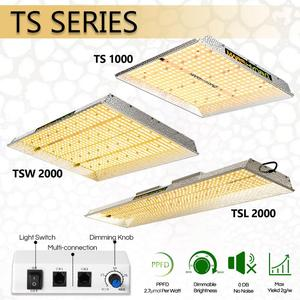 Image 1 - 2020 화성 하이드로 TS 1000W 2000W 3000W LED 가벼운 램프를 성장 Sunlike 전체 스펙트럼 실내 식물 채식 꽃 수경법 Graden