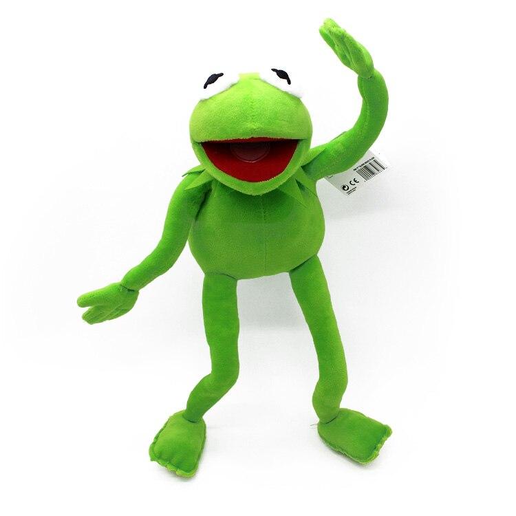 New Kermit Sesame Street Muppets Kermit the Frog Toy Plush