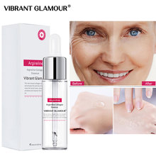 VIBRANT GLAMOUR Argireline Collagen Peptides Face Serum Anti Wrinkle Ageless collagen Essence Lift Firming Moisturizer Skin Care moistfull collagen