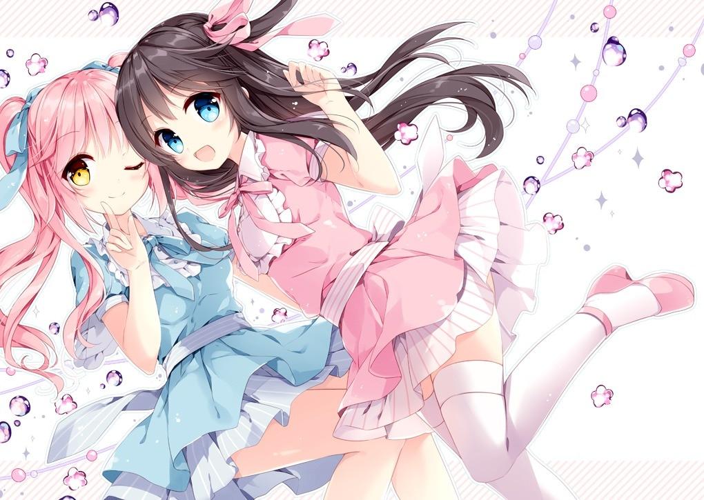 【P站画师】日本画师 望月しいな的插画作品- ACG17.COM