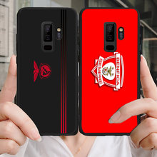 Yinuoda Phone Case For Benfica FC Samsung Galaxy Shell Note4 5 9 A7 A8(2018) A9 Black Soft TPU Cover For J2Pro J4 J6 J7 Note5(China)