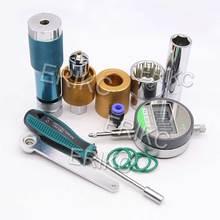 Erikc Kat 320D C6 C6.4 Injector Selenoid Klep Kloof Slag Aanpassen Meten Kits Voor Rups 320D C6 C6.4