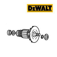 Dewalt Armature N077886 Rotor For D25580K Power Tool Accessories Electric tools part