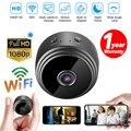A9 Wifi мини-камера домашняя камера безопасности ночное видение беспроводная камера наблюдения движения DVR микро-камера видео маленькая камер...