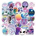 50pcs Hot 2020 Fashion lovely Stickers Pack For Vsco Girl Pegatina on Laptop Guitar Luggage Skateboard Car Toy Sticker Decal