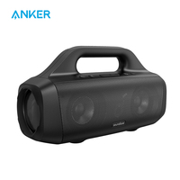 Anker Soundcore Motion Boom Outdoor Speaker with Titanium Drivers, BassUp Technology, IPX7 Waterproof, 24H Playtime 1