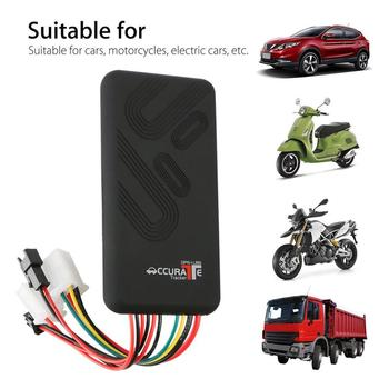 GT06 GSM/GPRS/GPS/LBS Real Time GPS Tracker for Car motorcycle vehicle tracking device with Cut Off Oil Power & online image