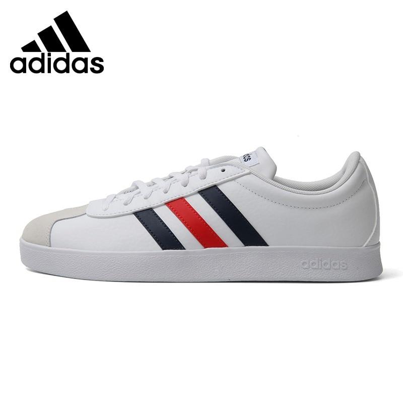 Original New Arrival Adidas NEO Label VL COURT Men's Skateboarding Shoes Sneakers