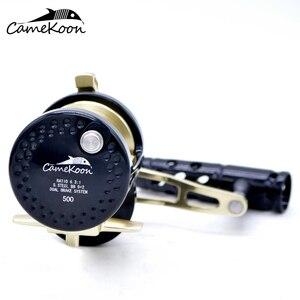 Image 5 - CAMEKOON איטי מפזזי 9 + 2 כדור מסבים מקסימום גרור 35kg מלא מתכת המלוח אוקיינוס סירה חכות דיג