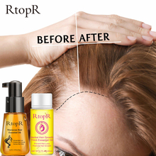 RtopR Moroccan Hair Essential Oil Herbal Growth Thick  Set Anti-hair loss care Nourishing Big set