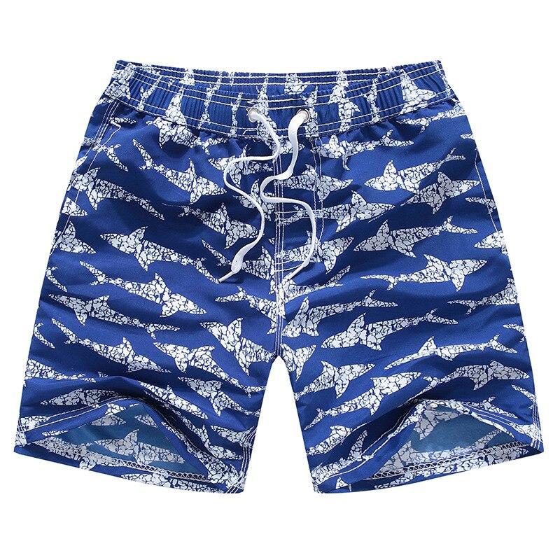 Boys' Casual Elastic-Waist Swimwear