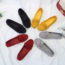 Plus Size 35-43 Women Flats Shoes 2020 L