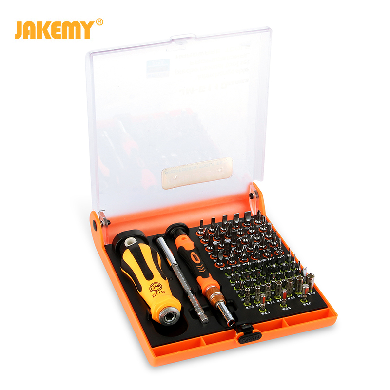 JM 6109 72 in1 Multifunctional Professional Screwdriver Bits Set Mini Precision Screwdriver Set Home Repair Tool For Cell Phone|Hand Tool Sets|Tools - title=