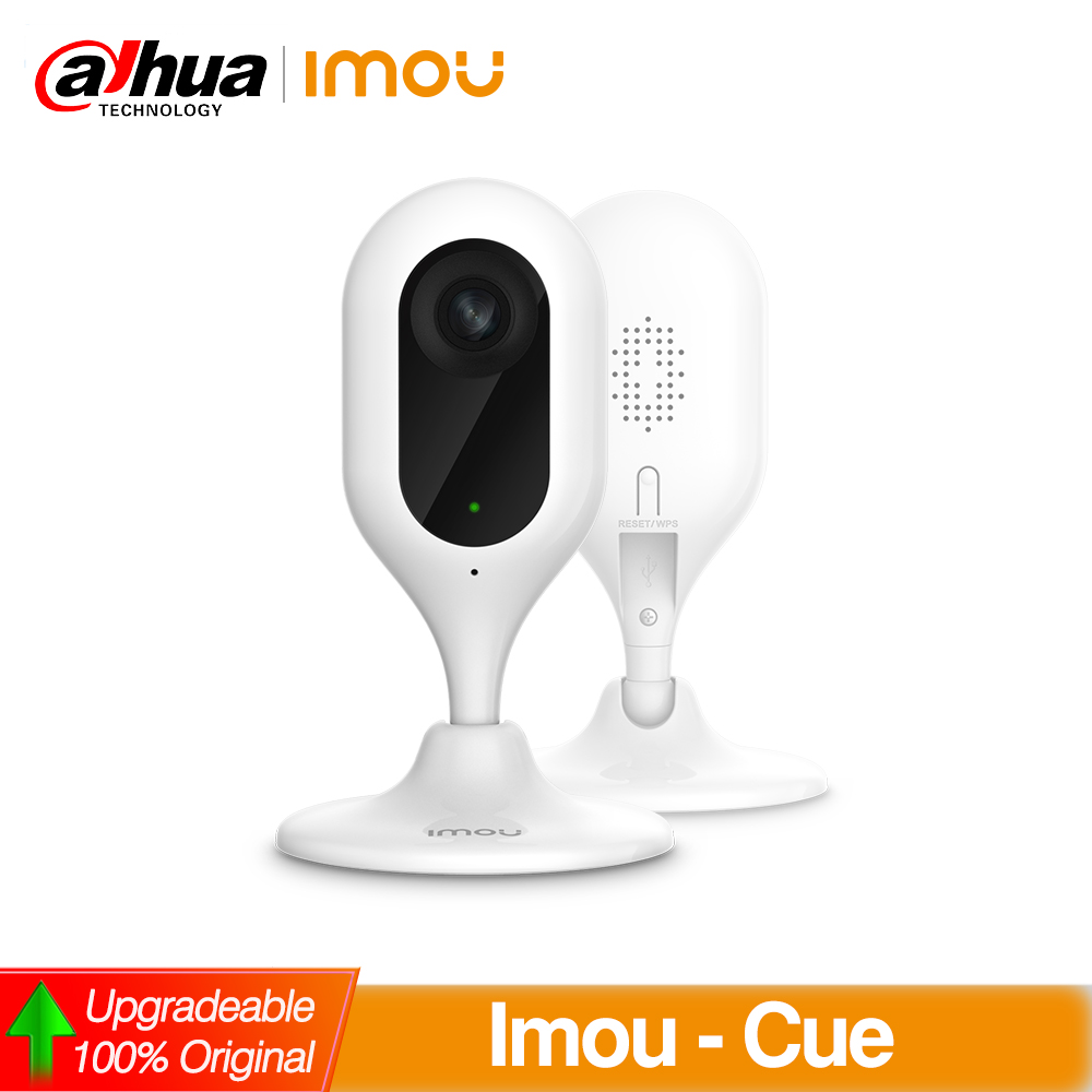 Dahua IMOU IPC-C12 IPC-C22 Cue 1MP 2MP Wireless Mini Camera h.264 Built in MIC SD Card Slot Infrared Night vision Wifi IP camera
