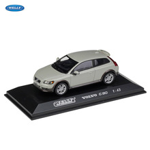 WELLY  1:43 Volvo C30 car alloy model simulation decoration collection gift toy Die casting boy