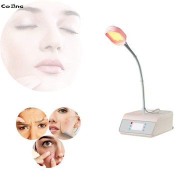 Red Led Light Therapy Device For Face and Neck - Anti Aging Lifts and Tightens Skin Reduces Wrinkles