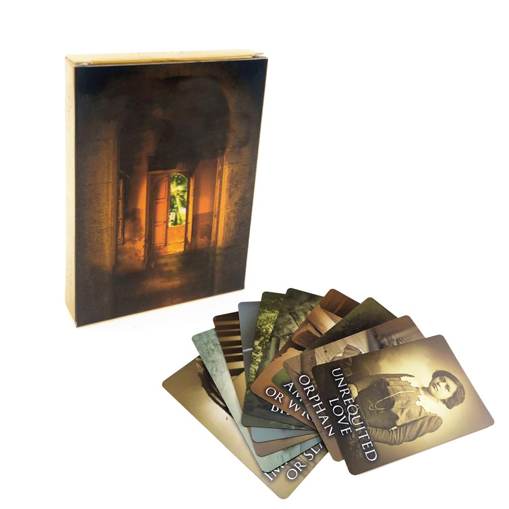 Past Life Oracle Cards Tarot Cards Board Games Cards Divination Tarot Table Cards Playing Card Deck Playing Game For Fun