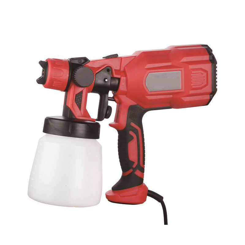 Spray Gun 550W 220V High Power Home Electric Paint Sprayer Nozzle Easy Spraying and Clean Perfect for Beginner