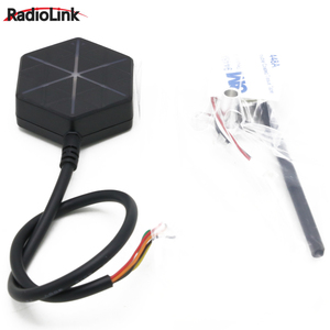 Image 5 - Radiolink Pixhawk PIX APM Flight Controller with M8N GPS Buzzer 4G SD Card Telemetry Module For RC Drone