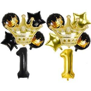 Amosfun 24 Piezas Decoraci/ón para Tartas de Cumplea/ños de Animal Cake Topper Bautizo Decoraciones de Fiesta de Cumplea/ños Infantil