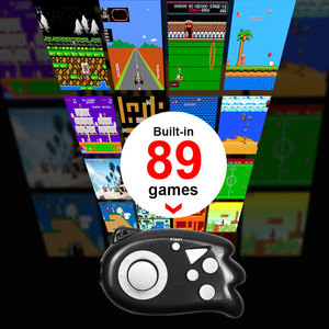 Image 3 - 8 Bit Mini Video Game Console Players Build In 89 Classic Games Support TV Output Plug & Play Game Player