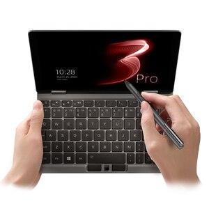 Ноутбук OneMix 3Pro Platinum edition, 8,4 дюйма, IPS 2560x1600, 2K, на 360 °, для йоги, Windows 10, Intel Core, i7-10510Y, 16 ГБ, DDR, 512 ГБ SSD