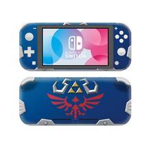 Legenda Zelda skórka naklejka naklejka na konsolę Nintendo Switch Lite futerał ochronny przełącznik do Nintendo Lite skórka naklejka Vinyl