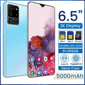Mobile-Phone Global-Version Android 8 3G Dual-Sim Octa-Core 256GB 4G