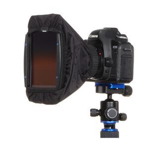 Image 2 - Benro light shield 75/100/150/170mm kwadratowy uchwyt filtra GND obiektyw filtr kapturowy światło rozproszone